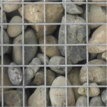gabion mesh size