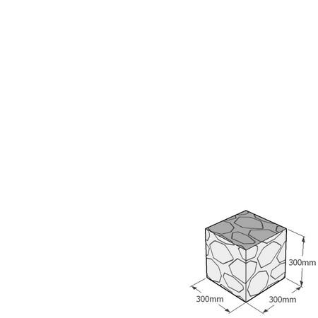 300mm cube gabion