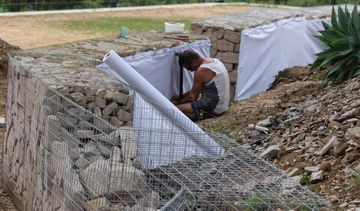 Gabion Retaining Wall Design Guidelines - Gabion1