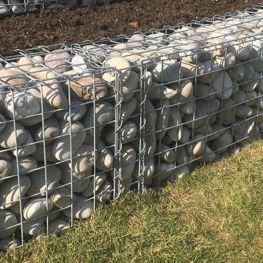 gabion fillet detail