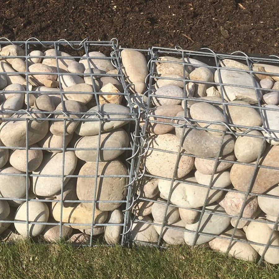 gabion fillet detail convex