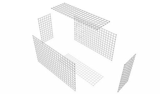 gabion panels